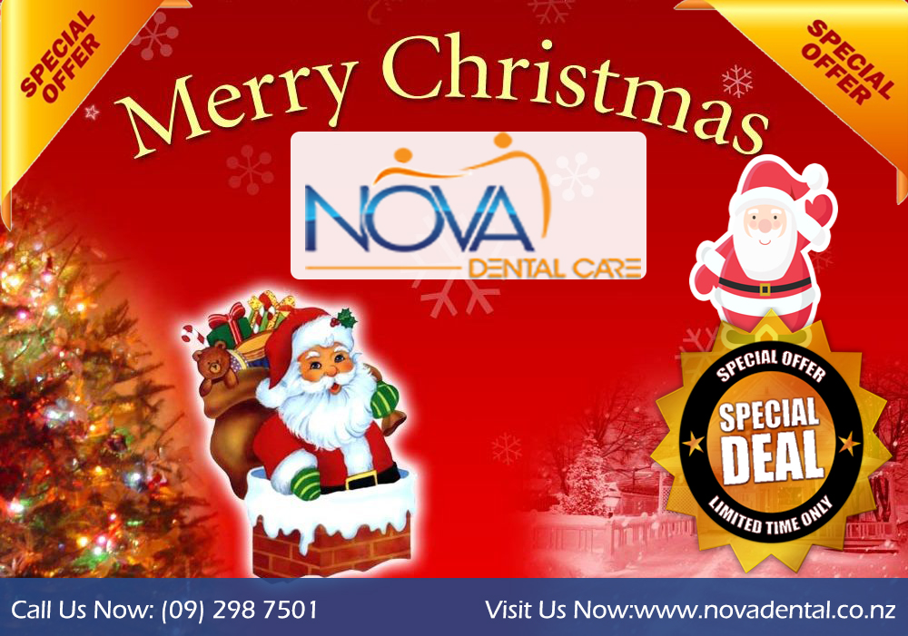 Merry Christmas nova-dental