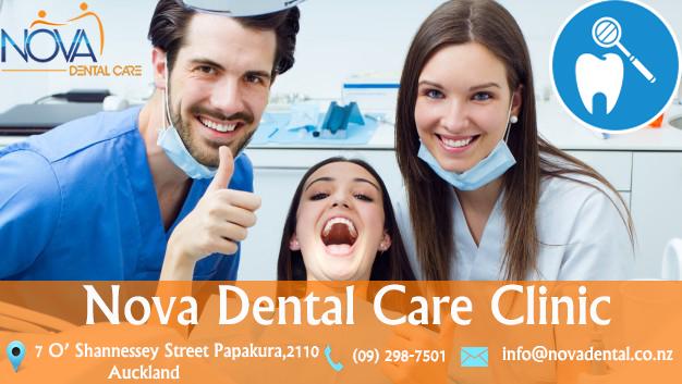nova dentist care clinic