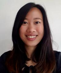 Faustina Chong, staff at Papakura